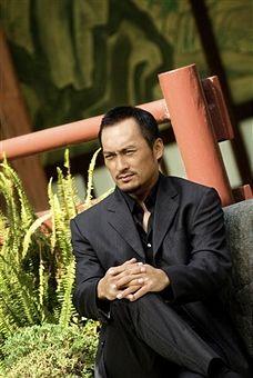 Ken Watanabe by Brett Patterson; Ken Watanabe, Self Assignment, December 1, 2005; Hollywood; California.  5 of 10