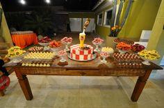 mesa docinhos - blog Labecca Café