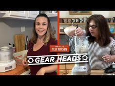 Gear Heads | Which Homemade Ice Cream Equipment is Right for You? - YouTube