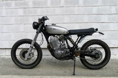 rocksolidmotorcycles: XT600 Almost there