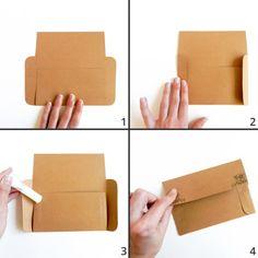 These printable mail art envelope templates make sending stunning snail mail quick and easy! Simply print, cut, glue, and send. Diy Envelope Template, Envelope Art, Art Template, Fold An Envelope, Envelope Scrapbook, Envelope Pattern, Diy Gift Box, Diy Gifts, Mail Art Envelopes