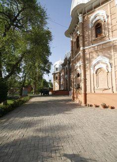 Bahawalpur - Darbar Mahal Exterior | Bahawalpur Punjab, Pakistan.