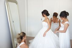 Photography: SugarLove Weddings - sugarloveweddings.com Read More: http://www.stylemepretty.com/australia-weddings/new-south-wales-au/sydney/2013/12/31/doltone-house-wedding/