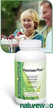 Botanic Choice - SC04 PANP 0060 - Pancreas Plus