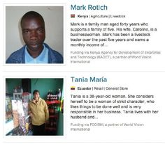 It helps to be a light skinned African on Kiva.  I investigate the early research in peer-to-peer lending biases.
