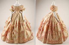1860-61 dress