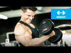 Bodybuilding.com: Blow Your Arms Up Workout | Jason Wittrock