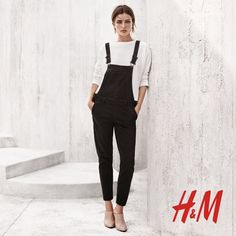 H&M Key Spring 2015 Pieces: Andreea Diaconu Wears H&M's Latest