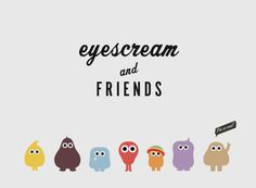 Eyescream by Studio M Barcelona #logo #design