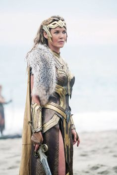 Connie Nielsen - Wonder Woman (2017) (730×1095)
