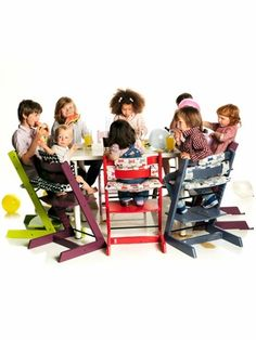 Stokke Tripp Trapp Modern Classic Child's Chair