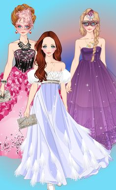 Prom Dress Up Games Under Cover