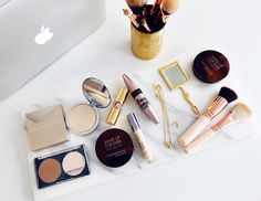 My top 10 makeup products