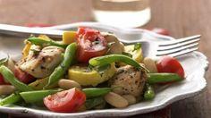 Healthified Spring Chicken Saute  http://squeezepagecreator.com/create/creator/new_site/622613/