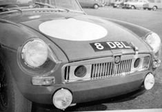 Historic Racing Car: 8DBL : The MG Experience