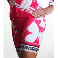 Betty Cycling Bib Short    There's a lot to love about these bold bib shorts aside from the badass skull and butterfly print.