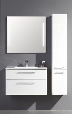 p/diy-badmeubel-actieset-topic - The world's most private search engine Bathroom Cupboards, Diy Bathroom Vanity, Small Bathroom Vanities, Bathroom Wall Sconces, Wooden Bathroom, Bathroom Furniture, Bathroom Interior, Bathroom Plants, Furniture Storage