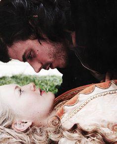 Cesare & Lucrezia Borgia, The Borgias. Season 1.