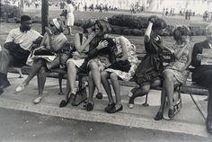 Street photography vs cinéma de la rue : du mouvement comme origine<!--GarryWinogrand--> | Jeu de Paume  New York World's Fair 1964, Garry Winogrand
