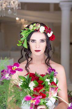 Fine art wedding photographer in Gauteng and Johannesburg .