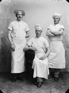 Bakers, 1899.