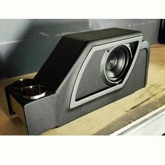 custom car center console .. design concept adaptable to trucks