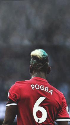 best ideas for hair blue red Paul Pogba Manchester United, Manchester United Players, Cr7 Messi, Messi And Ronaldo, Neymar, Football Player Drawing, Football Players, Pogba Wallpapers, Manchester United Wallpaper