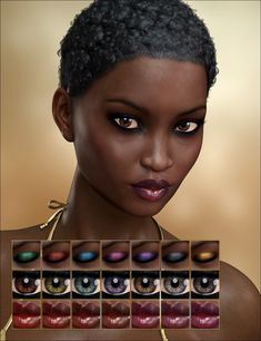 FWSA Samira HD for Victoria 7   3D Models and 3D Software by Daz 3D