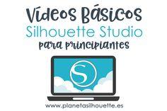 Vídeos básicos de Silhouette Studio para principiantes   Planeta Silhouette