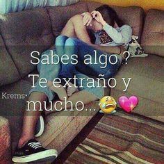 Missing you like crazy. Frases Love, Qoutes About Love, Amor Quotes, Sign Quotes, Sad Love, I Love You, Love In Spanish, Sad Texts, Love Quotes For Girlfriend