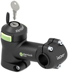 Stemlock Bicycle Lock - new take on bike security
