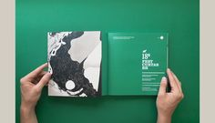 Identidade visual criada para a 18ª edição do Festival Internacional de Curtas de Belo Horizonte....Visual identity created for the 18th edition of the International Short Film Festival of Belo Horizonte.