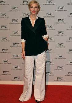 cate blanchett casual style - Google Search