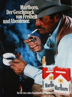 realmensmoke:  Foreign Marlboro Ad