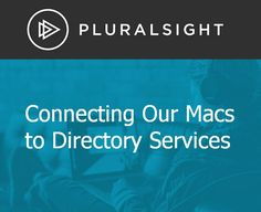 Connecting Our Macs to Directory Services