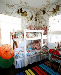 Slam Bunk! Here Are the 17 Best Double Decker Sleepers Ever | Brit + Co