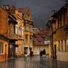 https://flic.kr/p/8VRGfz | Rainy Day | Brasov - Romania