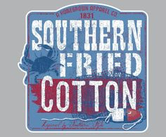 Southern Fried Cotton