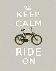 Bicycle on! Good morning everyone (@_@) ★♡★