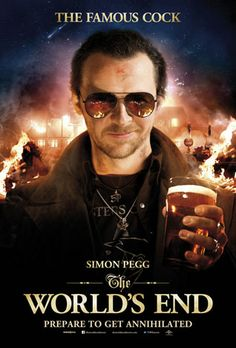 Trailer Tijd: The World's End #TheWorldsEnd #trailer