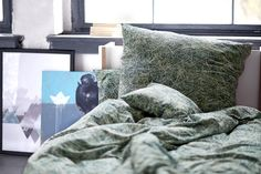 Hayka bedding / hay / 100% cotton satin