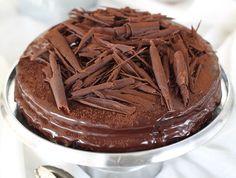 מתכון: עוגת שוקולד עשירה