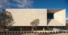 Madrid, Spain Montecarmelo Sports Centre Nieto Sobejano Arquitectos