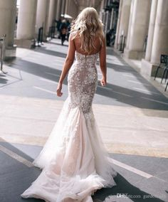 Free shipping, $211.06/Piece:buy wholesale Steven Khalil Mermaid Wedding Dresses Blush Pink Sweetheart Pearls Beaded Applique Lace Fishtail Bridal Gowns Modest Designer Luxury 2015 from DHgate.com,get worldwide delivery and buyer protection service.