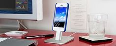 Twelve South HiRise: A stylish stand for your iPhone or iPad mini