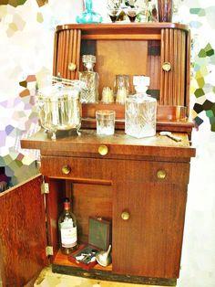 1930s PAIDAR OPTOMETRIST'S CABINET  Antique Medical Cupboard Office Storage