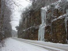 Kentucky Winter- Cave Run Lake