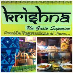 Lo comido y lo bailado: Krishna Krishna, Veggie Food