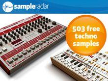 500+ Free Techno Samples