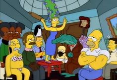 The Simpsons Search Engine - Create Memes and GIFs Hearly Quinn, History Memes, Futurama, My Favorite Image, The Simpsons, Simpsons Quotes, Simpsons Cartoon, Childhood, Anime